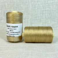 Rayón beige color 013
