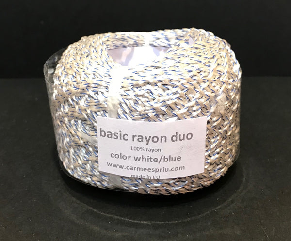 Rayón - Basic rayón duo