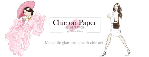 Chic on Paper