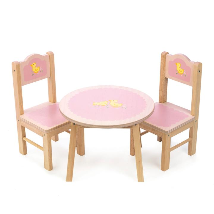 Sweetiepie Table and Chairs