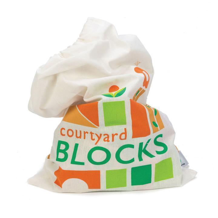 Courtyard Blocks