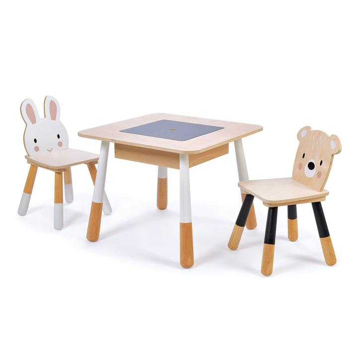 Frorest Table and Chairs