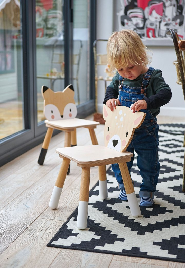 Forest Deer Chair