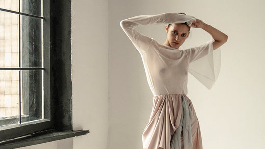 KM by LANGE - Ethereal Beauty and Raw Elegance