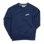 &SONS - Logo Sweatshirt Navy Unisex, image no.2