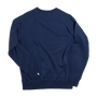 &SONS - Logo Sweatshirt Navy Unisex, image no.3
