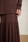 RESIDUS - NAIR SKIRT - FUDGE, image no.3