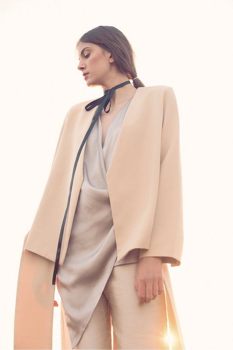 The Nude Blazer