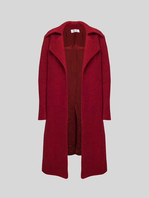 Red Long Coat