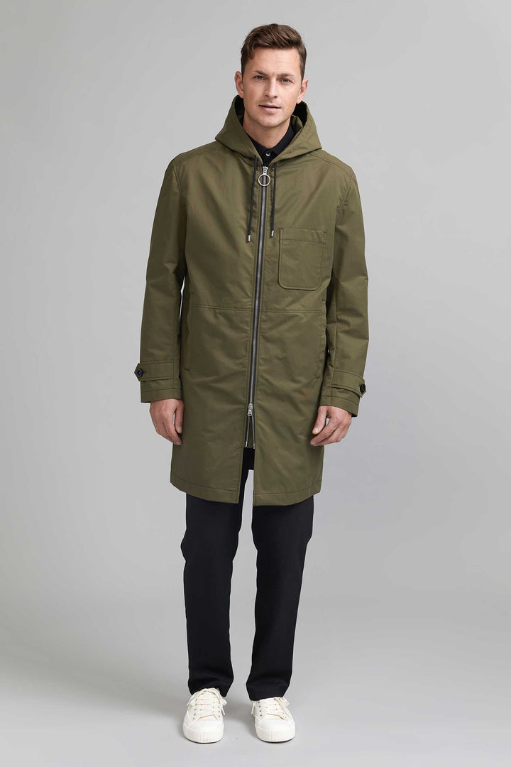 FRENN - Paavo Water & Wind Repellent Parka Coat