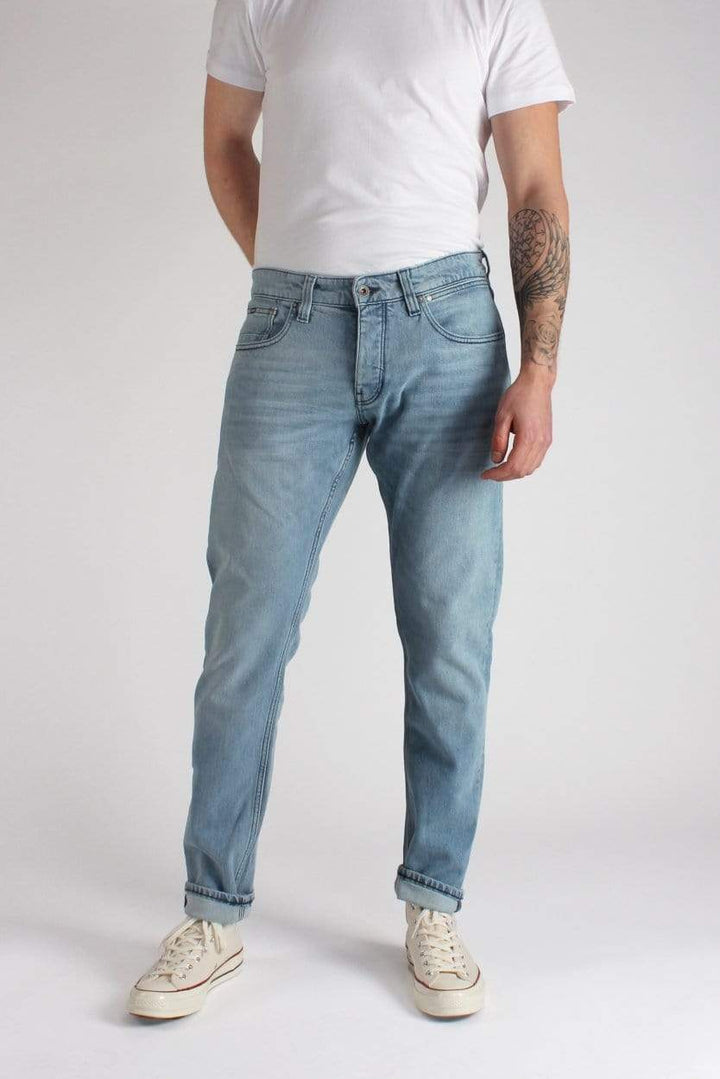 Kuyichi - Jim Tapered Washed Out