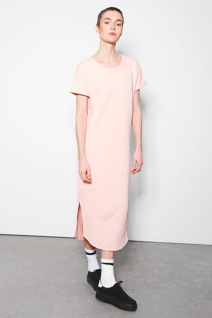 Yunit-Studio - Andie Dress Pale Blush