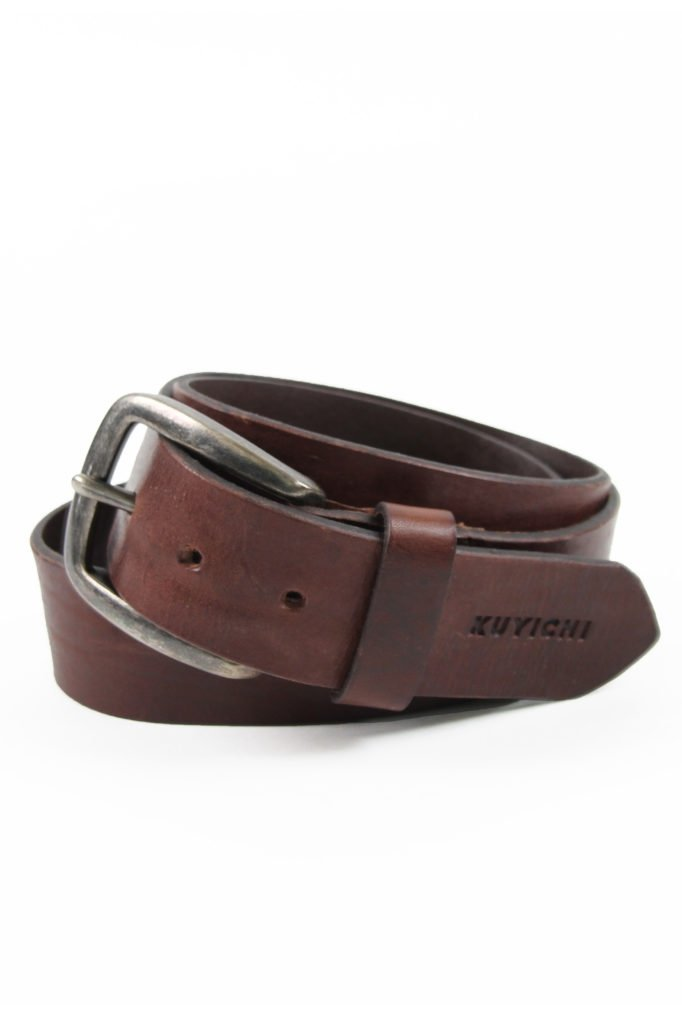 Kuyichi - Dean Belt Brown