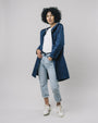 Brava Fabrics - Hooded Parka Blue, image no.1