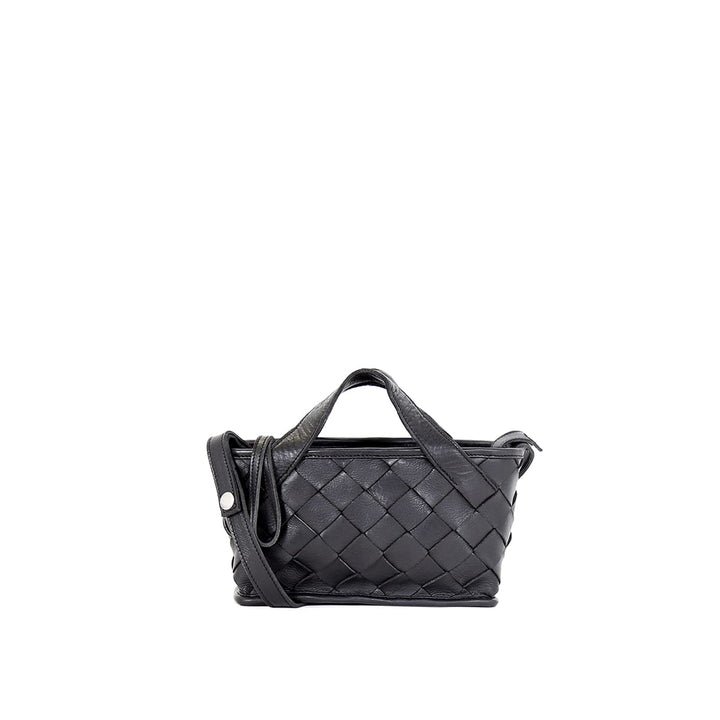 LUMI - Annikki Small Tote Black