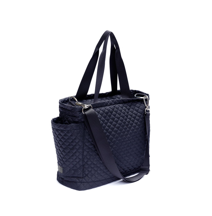 - LILY BAG / NAVY BLUE