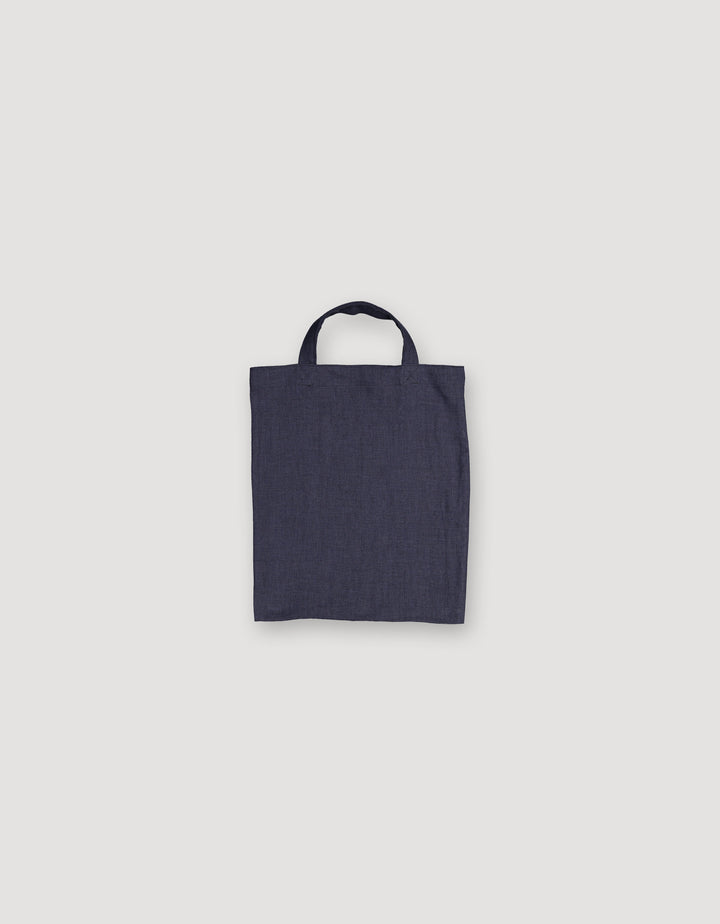 ARCHETYPE - Mini Tote Bag Blue