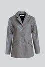 Carolina Machado - Rue Holographic Blazer, image no.4