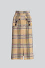 Carolina Machado - Dawn High-Waisted Tweed Skirt, image no.4
