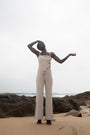 Carolina Machado - Tuscany Linen Jumpsuit, image no.1