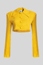 Carolina Machado - Solei Cropped Jacket, image no.4