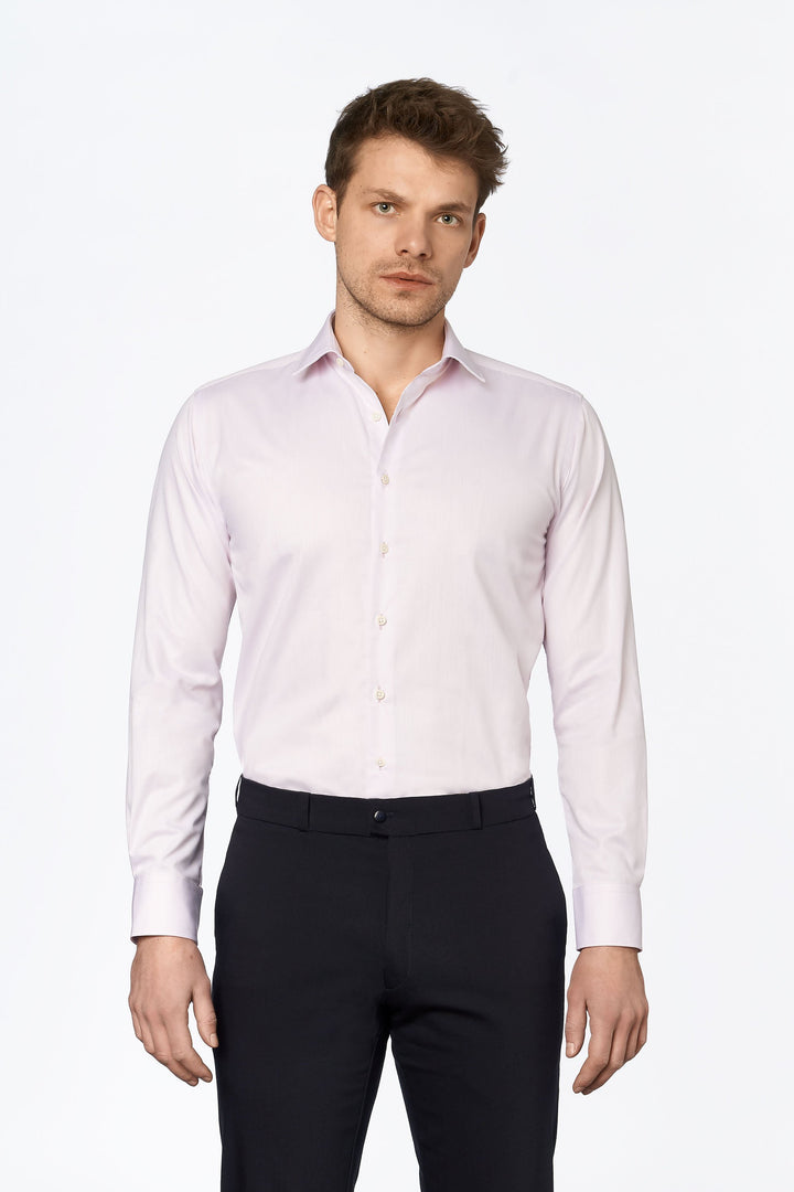 CARPASUS - Classic Shirt Rose