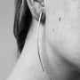 M of Copenhagen - CURVE Earrings, image no.4