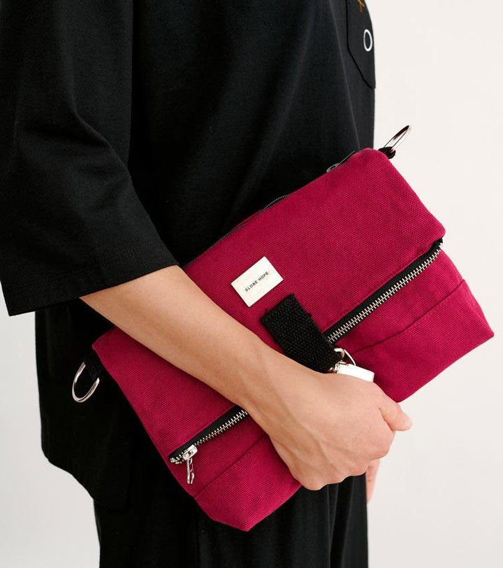 Globe Hope - Tuisku Bag Burgundy