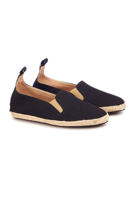 KUNG FU Black Womens Shoes
