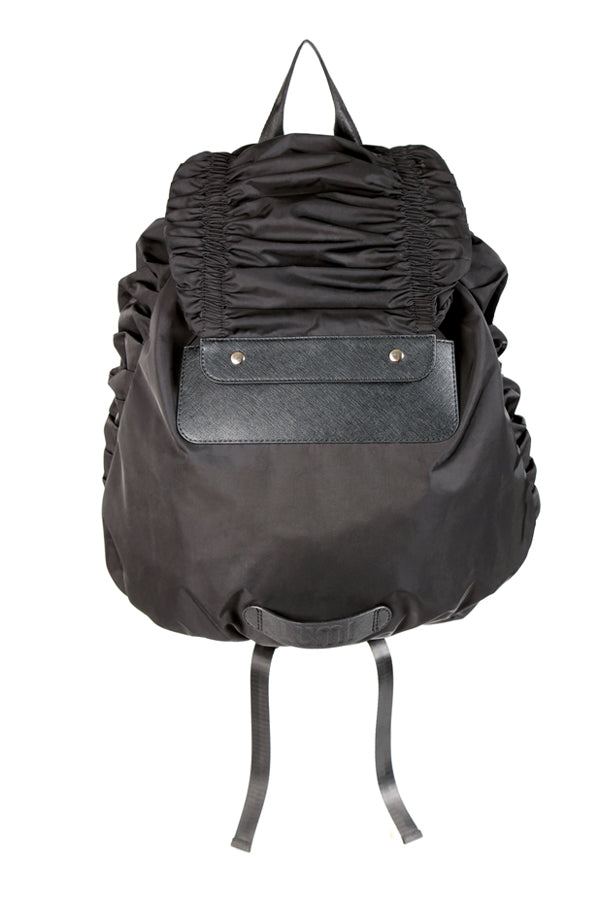 LUMI - Kaj Backpack Black