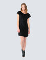 LILLE - Helvi Jersey Dress Black, image no.2