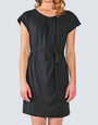 LILLE - Helvi Jersey Dress Black, image no.5