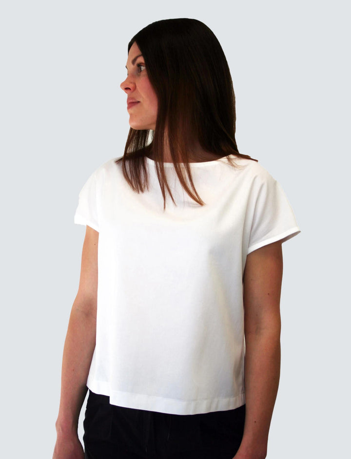 - Kiti Top White