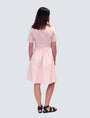 LILLE - Sofia Dress Pale Pink, image no.3