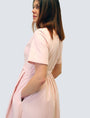 LILLE - Sofia Dress Pale Pink, image no.4