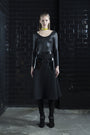 Mirkka Metsola - Long Sleeve Body_Leatherette, image no.2