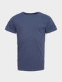 PURE WASTE - Post Waste Men's T-Shirt Mid Blue, image no.4