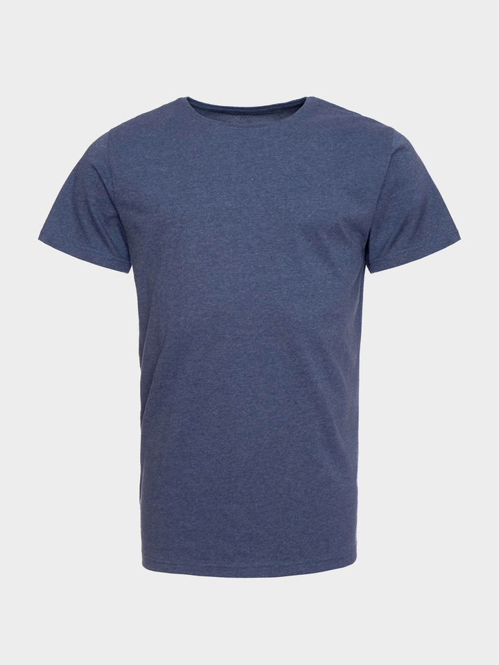 PURE WASTE - Post Waste Men's T-Shirt Mid Blue
