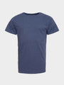 PURE WASTE - Post Waste Men's T-Shirt Mid Blue, image no.1