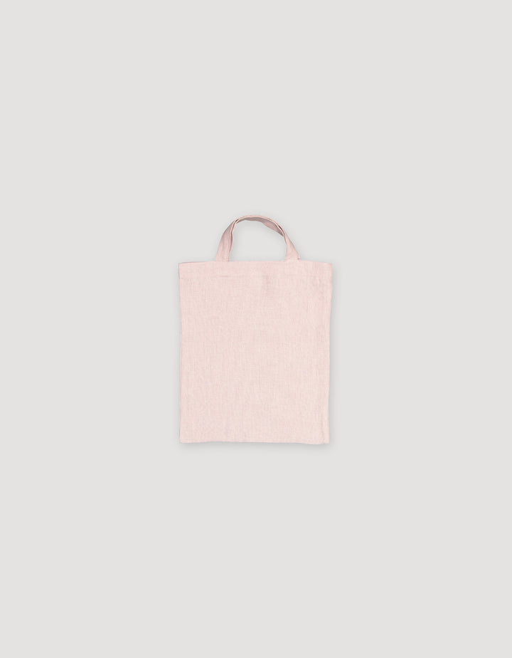 ARCHETYPE - Mini Tote Bag Faded Pink