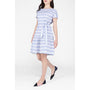 RESIDUS - Maya Oxford Dress Blue, image no.1