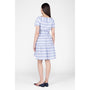 RESIDUS - Maya Oxford Dress Blue, image no.2