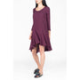 RESIDUS - Marley Dress Dark Purple, image no.2