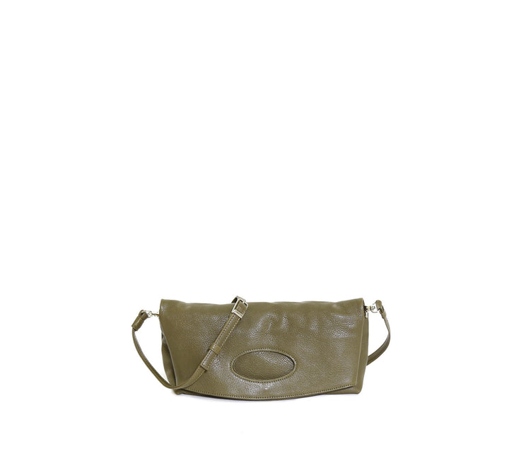 LUMI - Ronja Small Clutch Khaki - Outlet