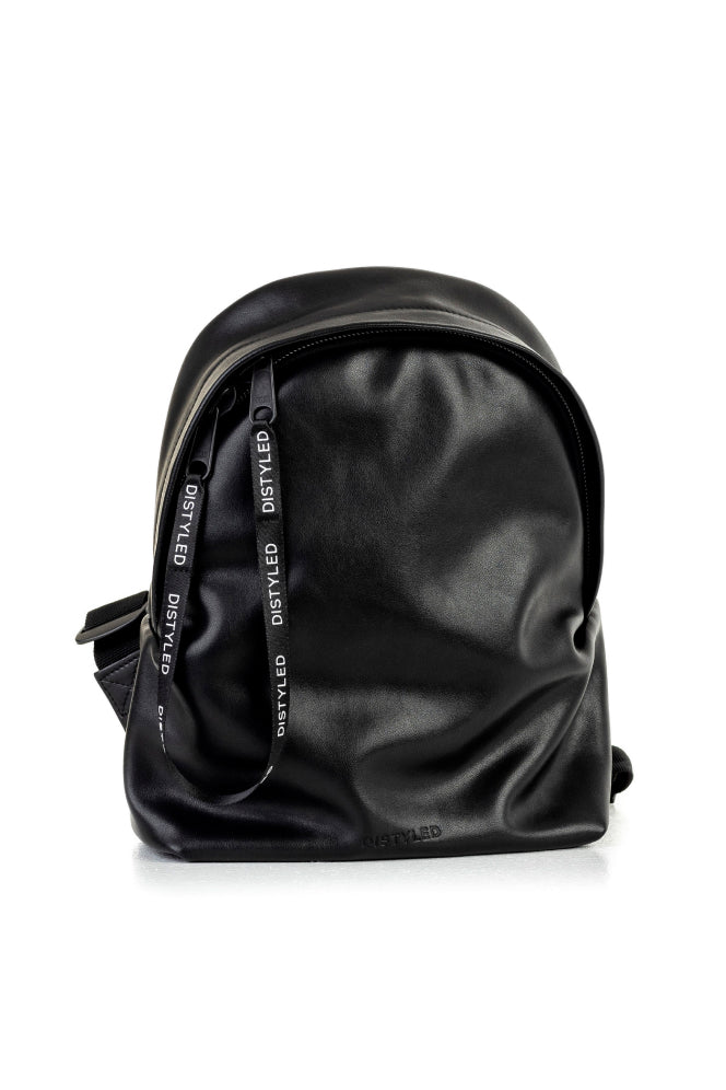 DISTYLED - Leather Day Pack Small Black
