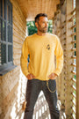 &SONS - Boxer No.4 Sweatshirt Yellow, image no.10
