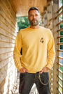&SONS - Boxer No.4 Sweatshirt Yellow, image no.5