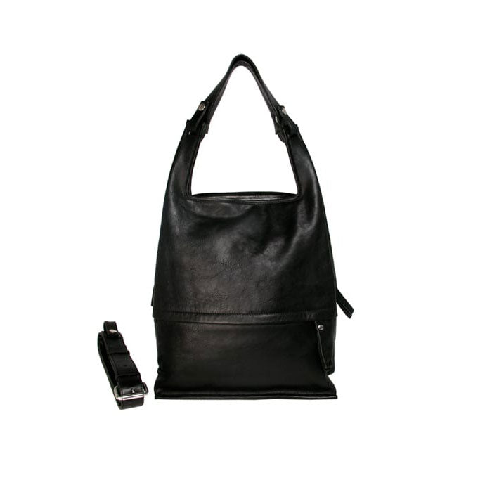 LUMI - Eco Supermarket Laptop Bag Black