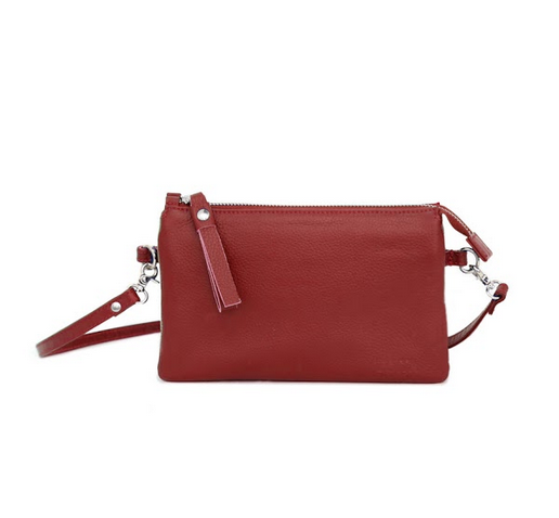 LUMI - Classic Venla All-in-One Pouch Red Pear