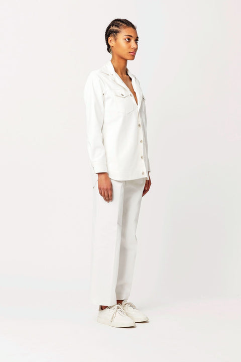 SELMA white jacket